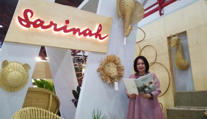 Sarinah Pamerkan Dekorasi Rumah Bergaya Kontemporer di Mozaik Indonesia - Warta Ekonomi