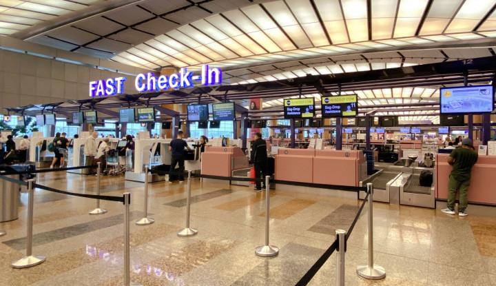Scoot Sukses Pindah ke Terminal 1 Bandara Changi Singapura - Warta Ekonomi