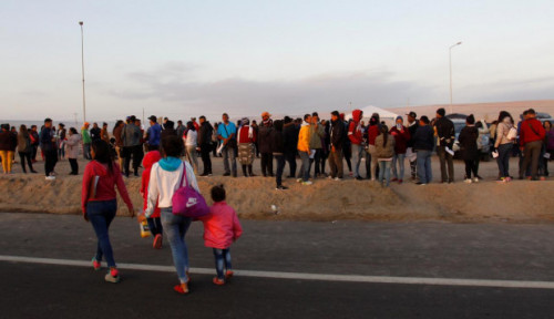 Jumlah Pengungsi Capai 5 Juta Orang, Venezuela Siap Terima Bantuan Internasional