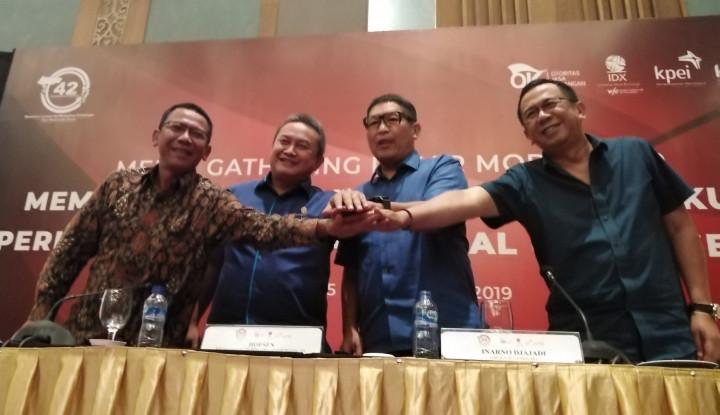 OJK Sebut Negara Tetangga Cemburu Sama Pertumbuhan Pasar Modal Indonesia - Warta Ekonomi
