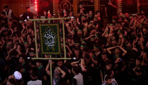 Foto Kembali Pecah, Demonstrasi Irak Diwarnai Tindakan Represif Aparat