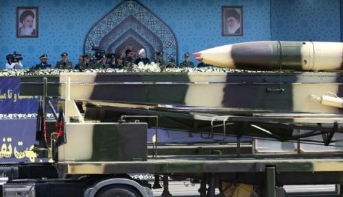Foto Jenderal Iran Sebut Gempuran ke Basis Militer AS di Irak Baru Langkah Awal dari Rangkaian Serangan