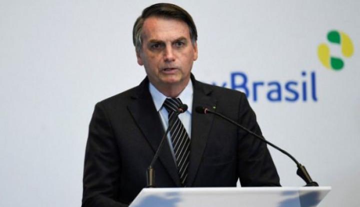 Bolsonaro Ingin Klorokuin Dipakai Para Pasien Virus Corona di Brasil, Termakan Omongan Trump?