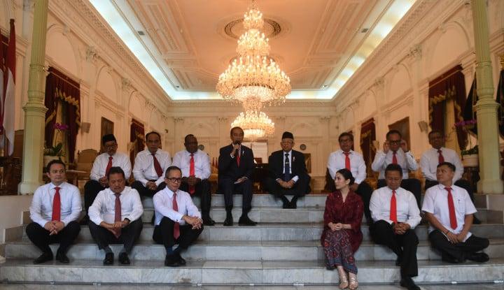 Ini Dia Gaji dan Fasilitas Wakil Menteri, Mantul Banget! - Warta Ekonomi