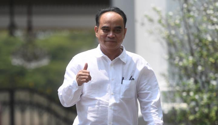 Awalnya Kesal Prabowo Jadi Menhan, Sekarang Ketum Projo Jabat Wamen Jadi Sayang Dong? - Warta Ekonomi