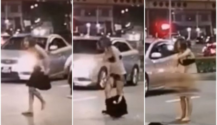 Polisi Tangkap Wanita Tanpa Busana di Jalanan Singapura, Begini Ceritanya