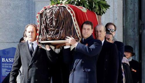 Makam Eks Diktator Francisco Franco Dipindahkan Pemerintah Spanyol