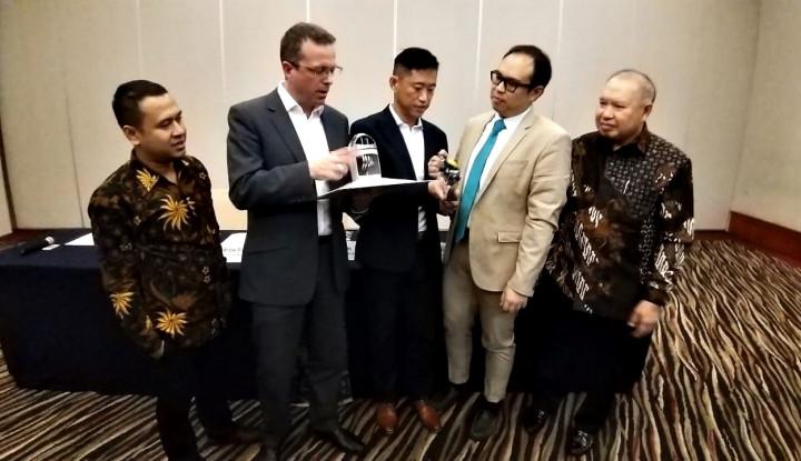 Utomodeck Perkenalkan Konsep Integrated Safety - Warta Ekonomi