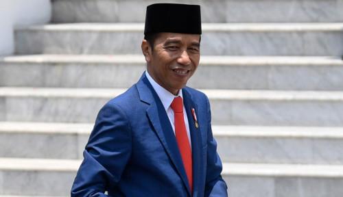 Foto Dua Sosok dalam Lingkaran Jokowi yang Punya Hubungan Darah dengan Ketum Parpol
