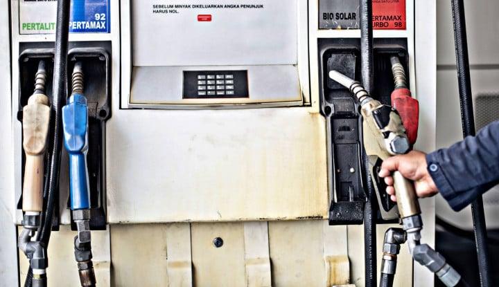 Duh! Ada 102 Kasus Penyelundupan BBM Hanya dalam 2 Bulan - Warta Ekonomi