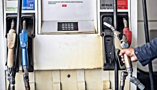 Foto Mulai Juni SPBU Jadi 'Go Digital', Demi Kontrol Distribusi BBM Subsidi