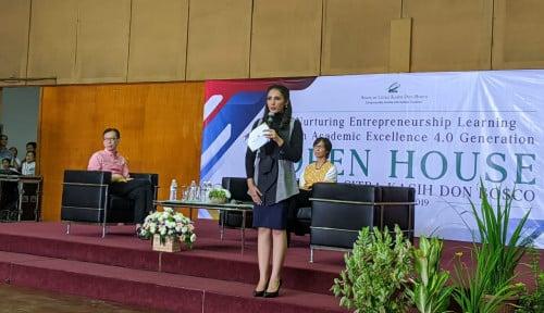 Foto Sekolah Citra Kasih Don Bosco Terapkan Pembelajaran Entrepreneurship
