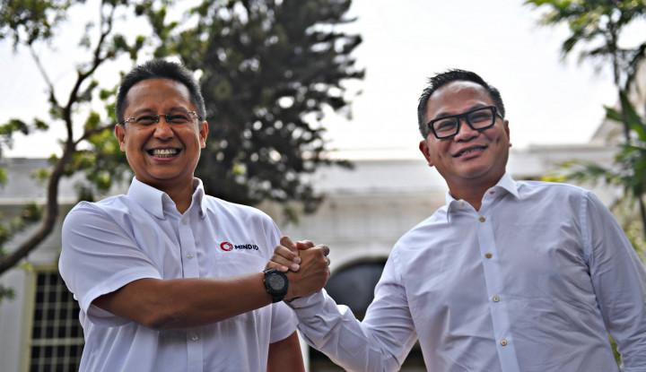 Sosok Pengganti BGS di Inalum, Erick: Jangan Cuma Mau Jabatannya Tapi Gak Mau Berkeringat - Warta Ekonomi