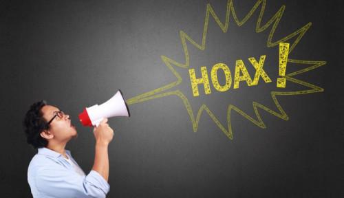 Foto Edan!! Hoaks Soal Corona Paling Banyak Beredar di Wilayah Anies