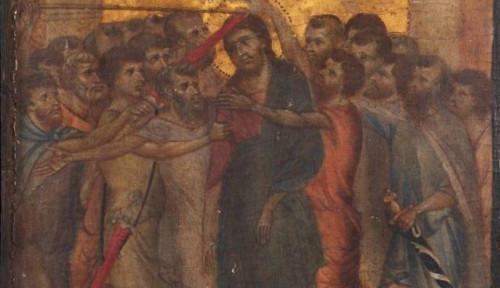 Foto Dikira Lukisan Biasa, Pemilik Lukisan Ini Kaget Lukisannya Laku di Lelang Seharga Rp373 Miliar