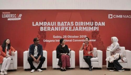Foto #KejarMimpi CIMB Niaga Hadir di Bali