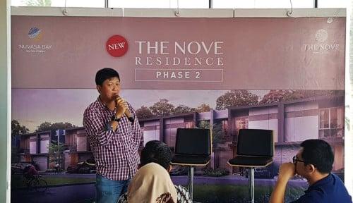 Foto Sinar Mas Land Kenalkan The Nove Residence Fase 2