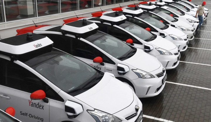 Menhub Proyeksi Kendaraan Otonom Lampaui Konvensional