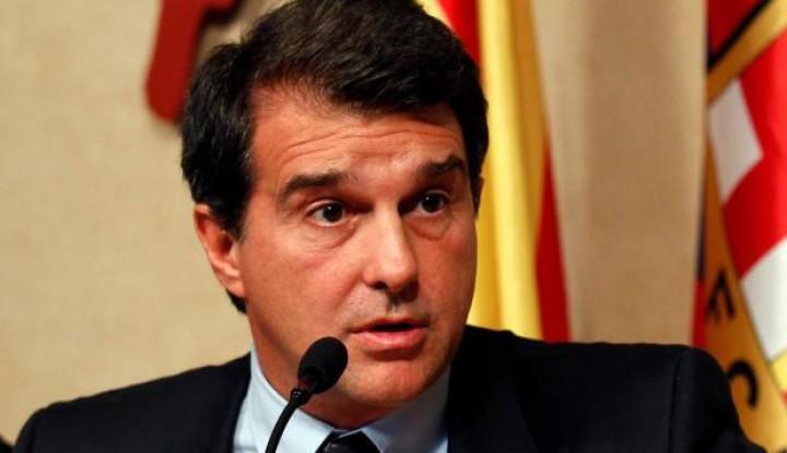 El Clasico Ditunda, Eks Presiden Barcelona Salahkan Mantan Timnya - Warta Ekonomi