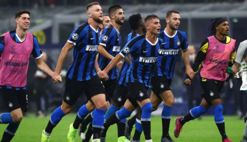 Move On dari Coppa Italia, Inter Enggak Sabaran Lawan Sampdoria