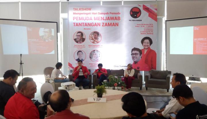 Jokowi Gaet Menteri Muda, Reaksi PDIP Jabar - Warta Ekonomi