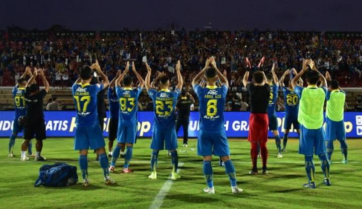 Menang Lawan Persija, Skuad Persib Bandung Nikmati Libur di Pulau Dewata - Warta Ekonomi