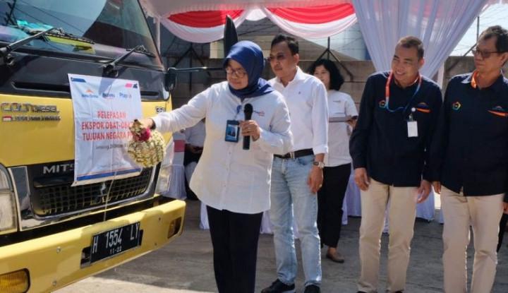 Phapros Ekspor Perdana Obat TBC ke Peru - Warta Ekonomi