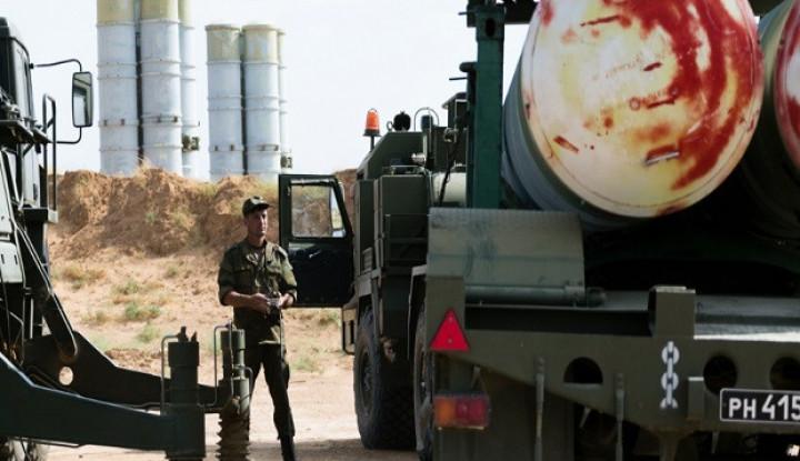 Rusia Terjunkan Sistem Rudal S-300 di Dekat Afghanistan untuk Pertama Kali, Ada Apa? - Warta Ekonomi