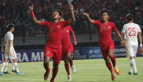 Foto Preview Indonesia U19 Vs Hong Kong: Atasi Kejutan Lawan