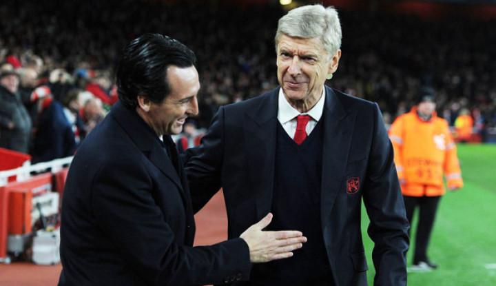 Dikabarkan akan Digantikan Mourinho, Emery Keluarkan Pernyataan Keras - Warta Ekonomi