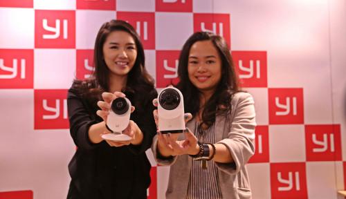 Perkenalkan! YI Dome Camera X dan YI Home Camera 3 dari YI Technology