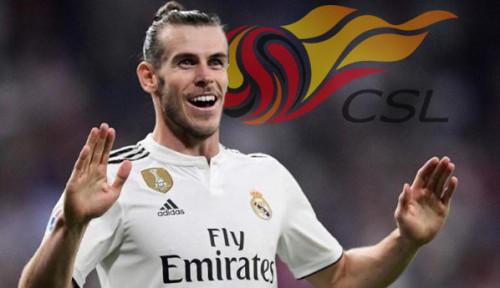 Foto Agen: Bale Nggak Betah di Madrid