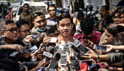 Foto Diduetkan dengan Anak Prabowo di Pilkada Solo, Gibran Ogah...