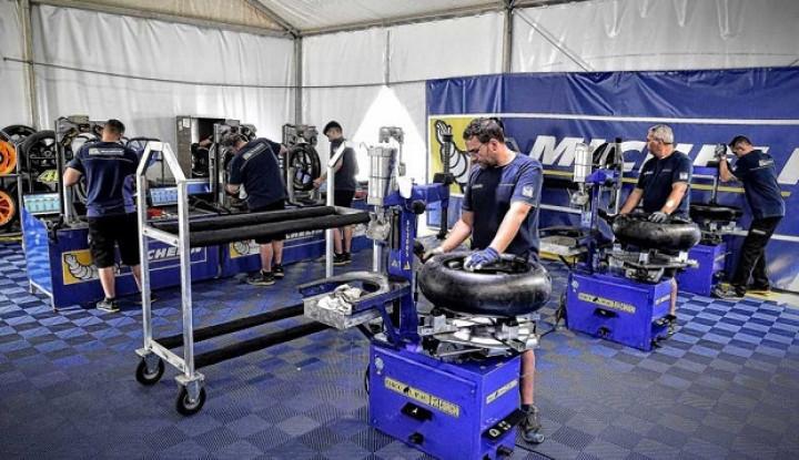 Michelin Waspadai Iklim Tropis Sirkuit Sepang di GP Malaysia - Warta Ekonomi