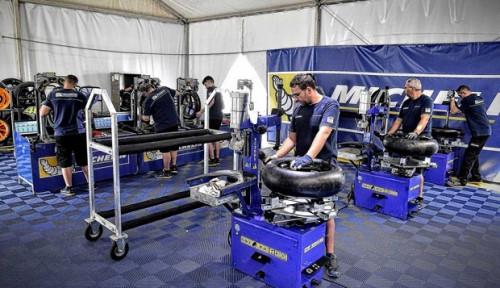 Michelin Waspadai Iklim Tropis Sirkuit Sepang di GP Malaysia