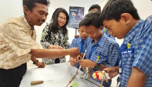 Foto Wayang For Student BCA