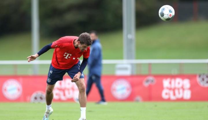 Man United Incar Thomas Muller, Manajemen Bayern Bilang. . . - Warta Ekonomi