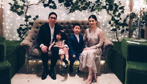 Foto Goks! Ini Sosok Suami Angela Tanoesoedibjo Sang Direktur di 10 Perusahaan Ternama
