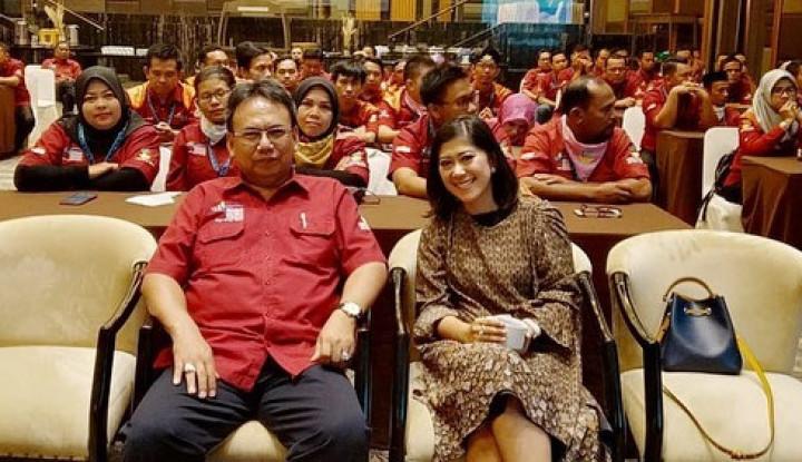 Pimpin Komisi I DPR, Mantan Jurnalis Meutya Hafid Miliki Harta Rp11 Miliar - Warta Ekonomi