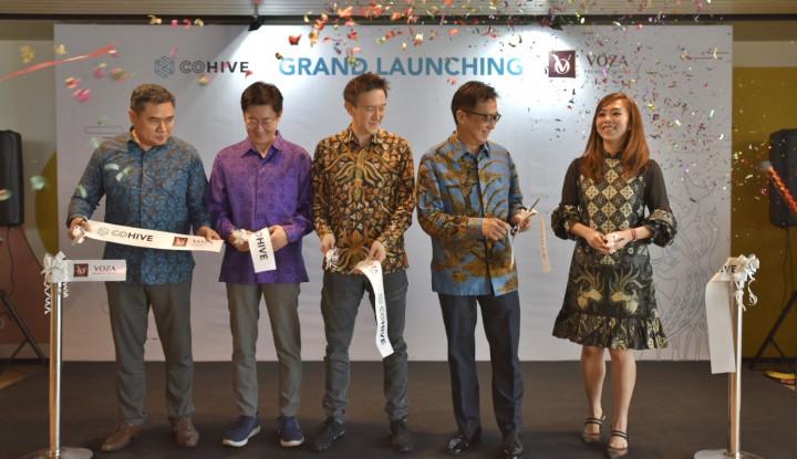 CoHive-Tanrise Resmikan Coworking Space Baru di Surabaya - Warta Ekonomi