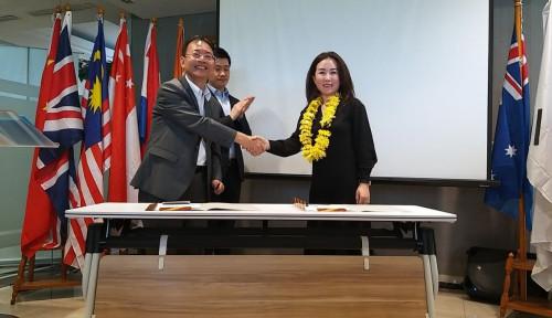 Foto Investasi Perusahaan Negeri Tirai Bambu di Indonesia Baru Sebatas Kesepakatan