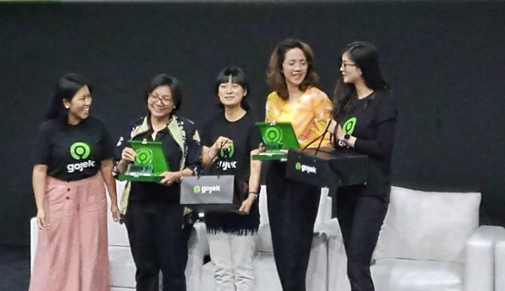 Tingkatkkan Women Leadership, Go-Jek Latih Startup Besutan Para Perempuan - Warta Ekonomi