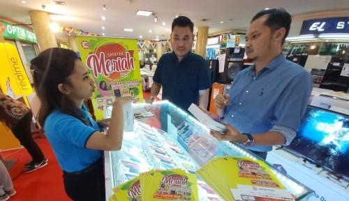SPEKTRA Meriah FIF Group Layani 70 Ribu Konsumen Per Bulan