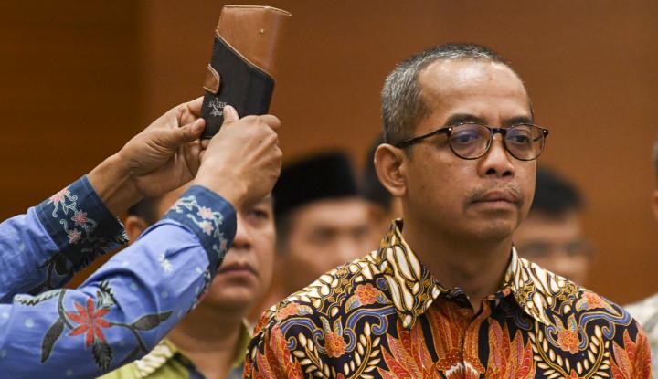 Soal Omnibus Law, Dirjen Pajak Lempar Tanggung Jawab ke DPR - Warta Ekonomi
