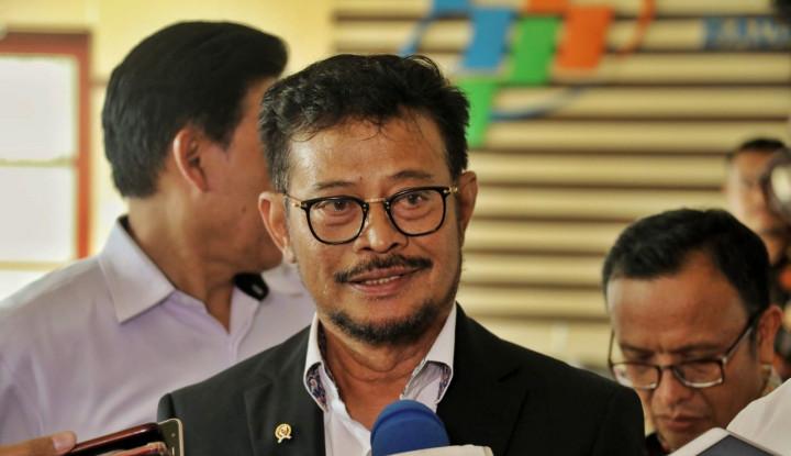 DPR Yakin Kinerja Mentan Syahrul Soal Pembangunan Pertanian - Warta Ekonomi