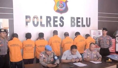 Persekusi Bocah 16 Tahun, Polisi Tetapkan 7 Pria sebagai Tersangka