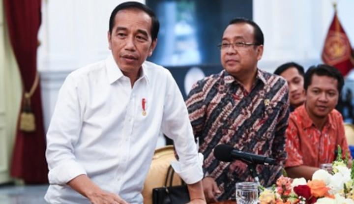 Polemik Setujui Hukuman Mati Koruptor, Stafsus Jokowi Angkat Bicara, Ternyata Maksudnya. . . - Warta Ekonomi