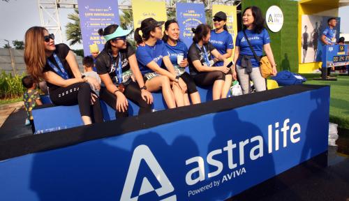 Foto Astra Life dan PermataBank Kolaborasi Luncurkan Asuransi Terjangkau