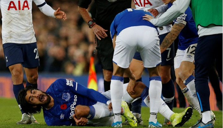 James Rodriguez Resmi Hengkang ke Everton
