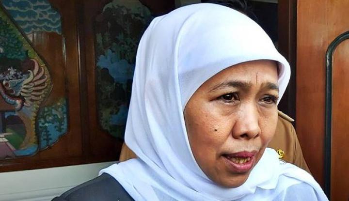 Berani Langgar PSBB di Surabaya, Khofifah Mengancam: Mereka yang Melanggar. . . .